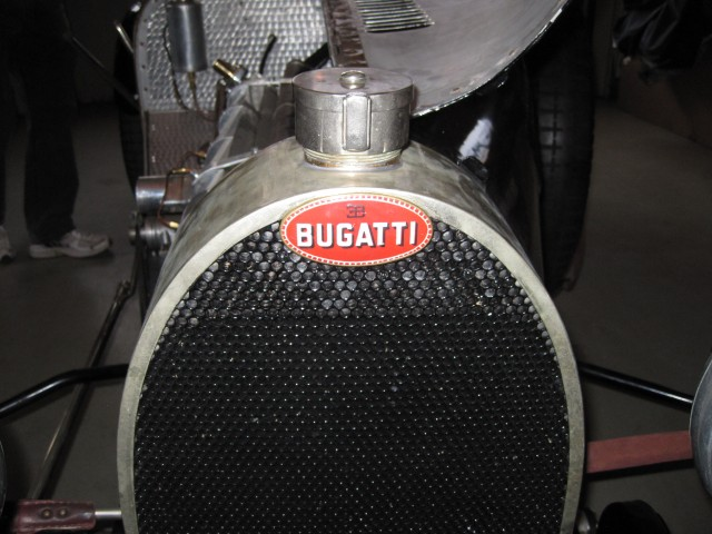 KMH Bugatti. VBS 013